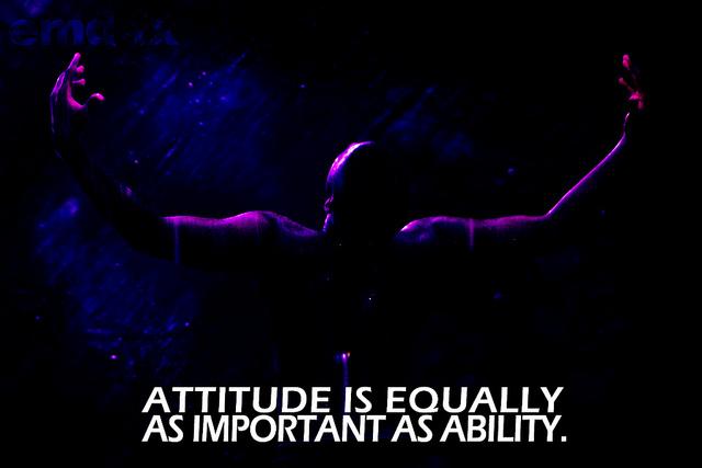 3 Poin Utama Tentang Pentingnya Memiliki Attitude yang ...