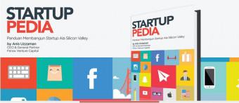 Startuppedia : Buku panduan wajib untuk para calon co-founder